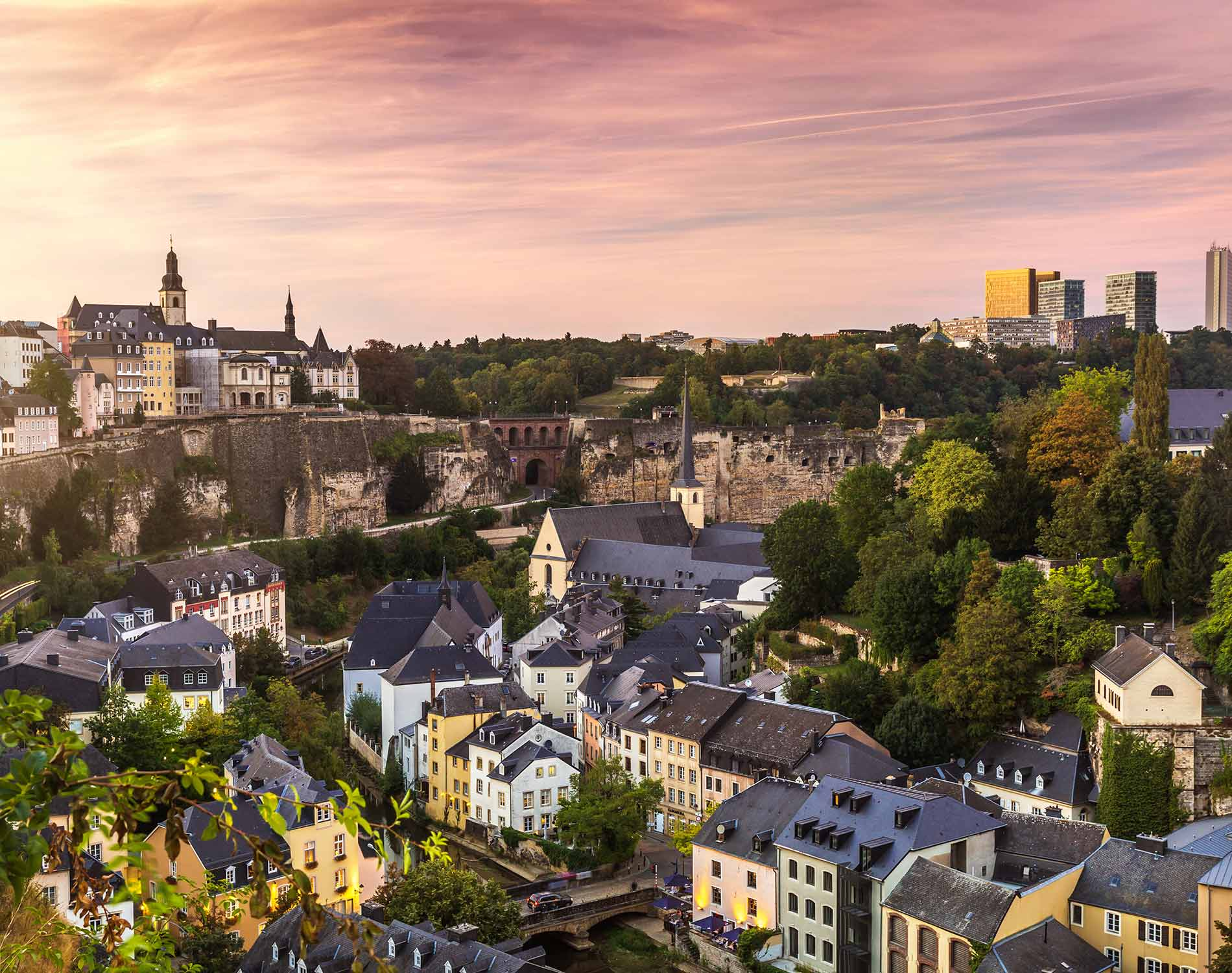 Global Tax Guide to doing Business in Luxembourg