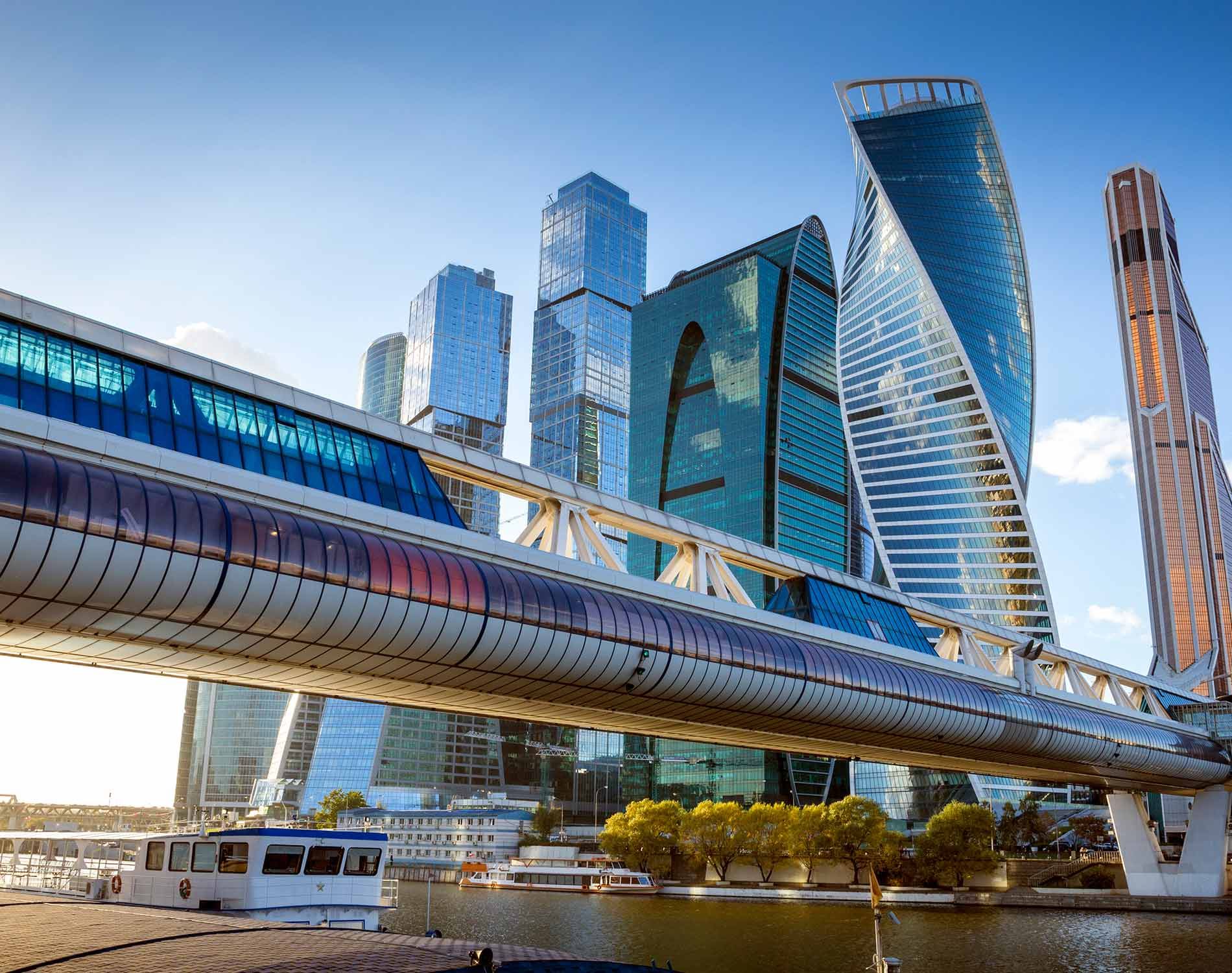 Global Tax Guide to doing Business in Russia