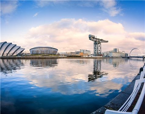 Glasgow The River Clyde