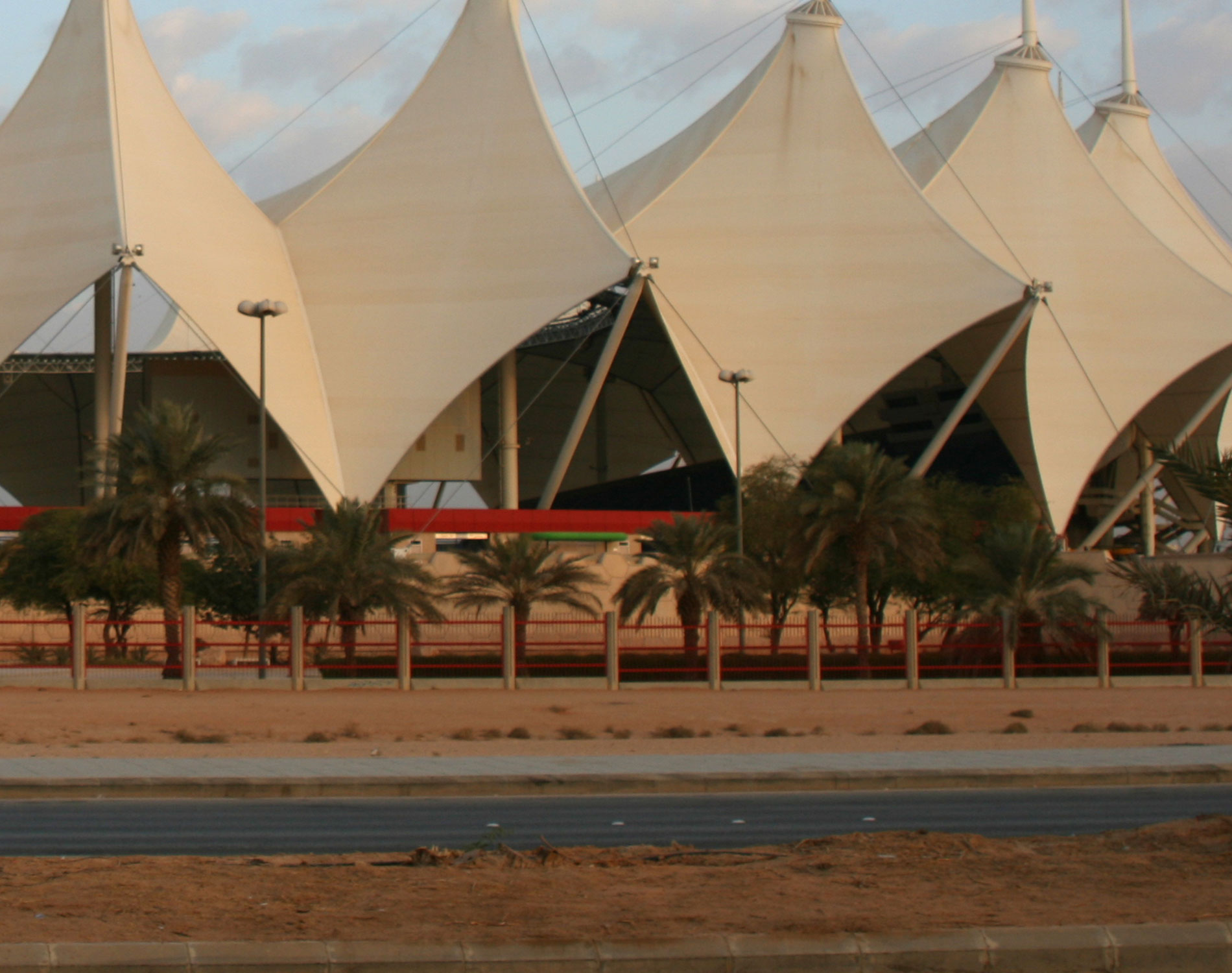 tents in Riyadh