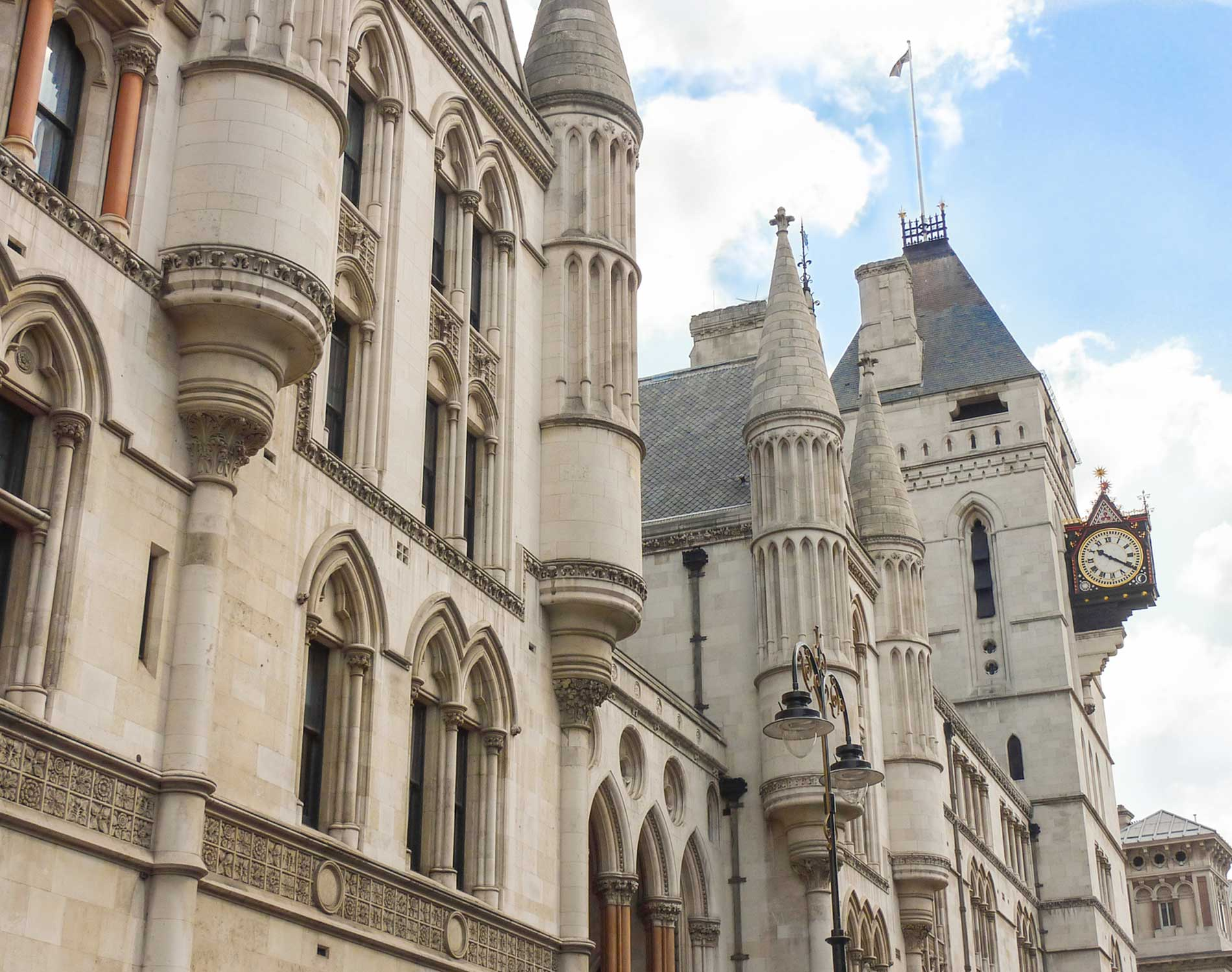 Royal Court of Justice London