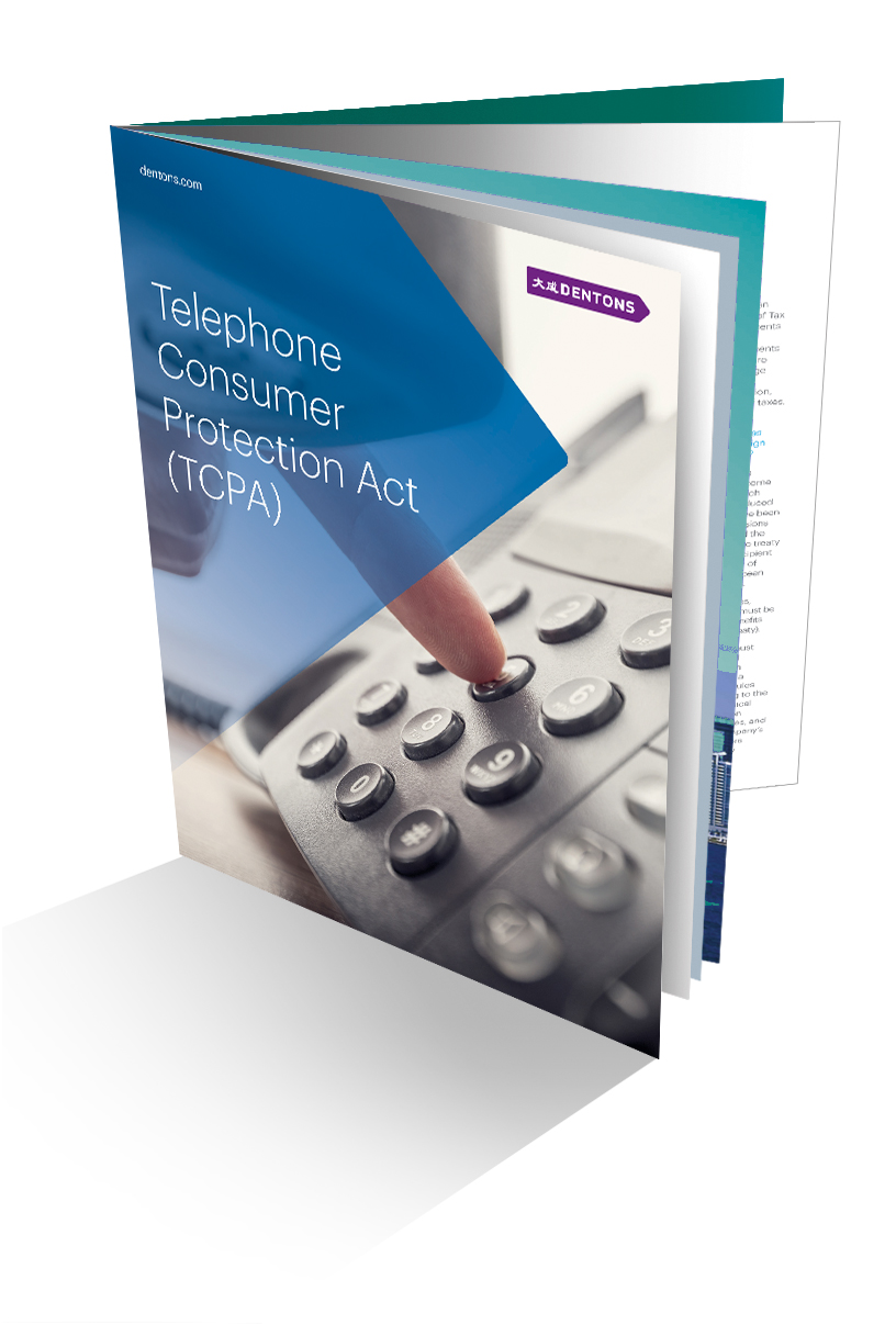 Telephone Consumer Protection Act (TCPA)
