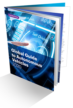 Global Guide to Autonomous Vehicles 2020