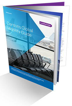 Dentons Global Mobility Guide 2015.