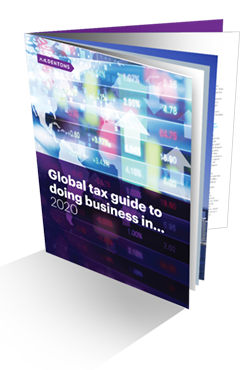 Global tax guide to doing business in...