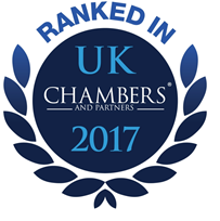 Chambers UK Ranked