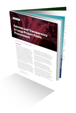 Fairness and Transparency in Large Project Public Procurement
