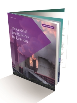 Industrial Emissions in Europe