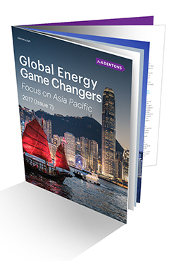 Global Energy Game Changes - Focus on Asia Pacific