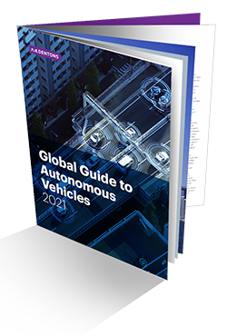 Global Autonomous Vehicles 3D Cover Thumnail