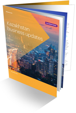 Kazakstan business updates
