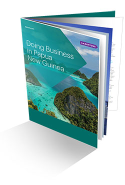 The Dentons' guide to Doing Business in Papua New Guinea