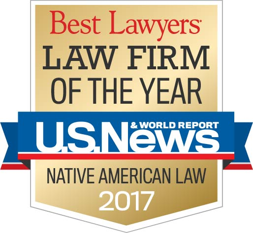 Best Lawyers Law Firm of the Year 2017 Logo