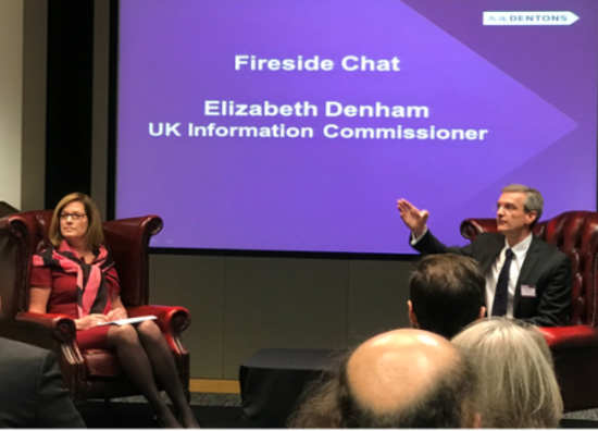 Fireside Chat with Elizabeth Denham