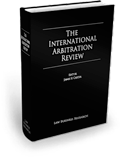 The International Arbitration Review