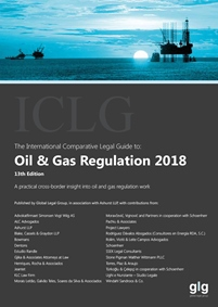 Oil & Gas regulation 2018 booklet image