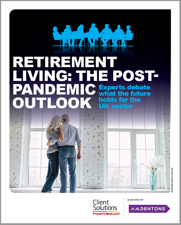 Retirement Living: The post-Pandemic outlook COVID redraws the landscape for later living