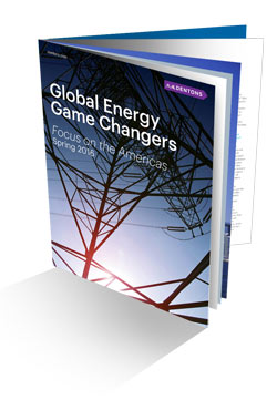 Game Changers impacting the US Energy Sector