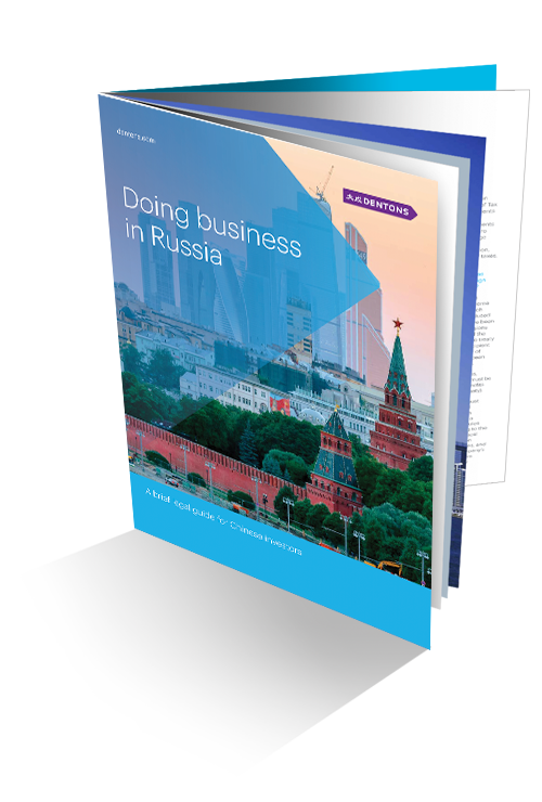Doing Business in Russia Guide 2018