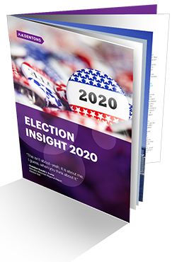 Elections Insights 2020 Cover