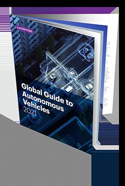 Global Autonomous Vehicles 3D Cover Thumnail