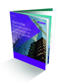 Bankable Construction Contracts in PPP Projects Brochure