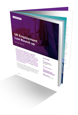 UK Employment Law Round up – February 2018