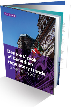 Dentons' pick of global regulatory trends to watch in 2017