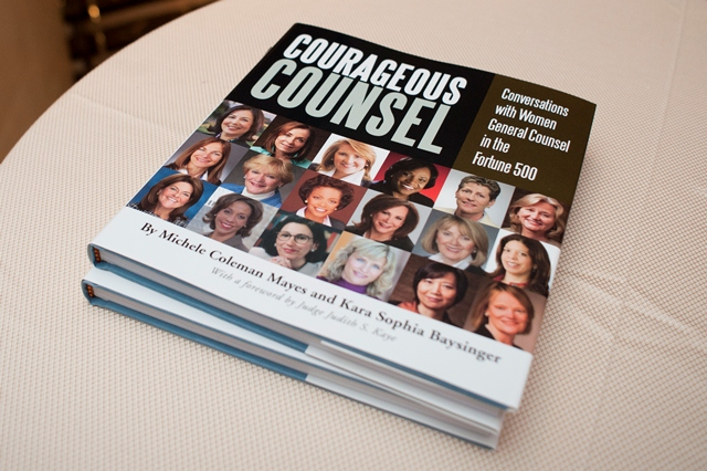 Courageous Counsel book cover