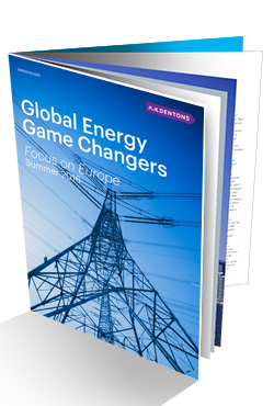 Global Energy Game Changers Focus on Europe