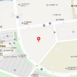 Suzhou office location map