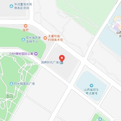 Taiyuan office location map