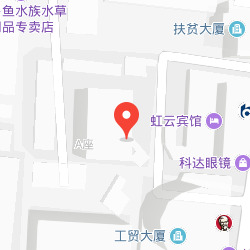 Lanzhou office location map