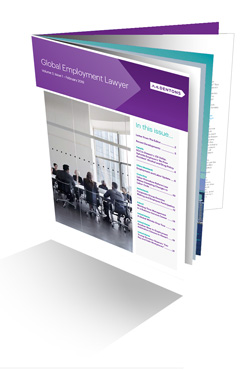 Global Employment Lawyer report