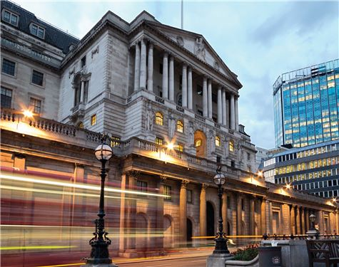 Bank of England - London