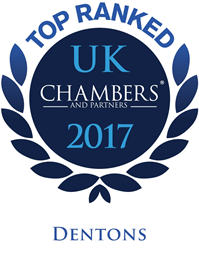 Chambers UK top ranked