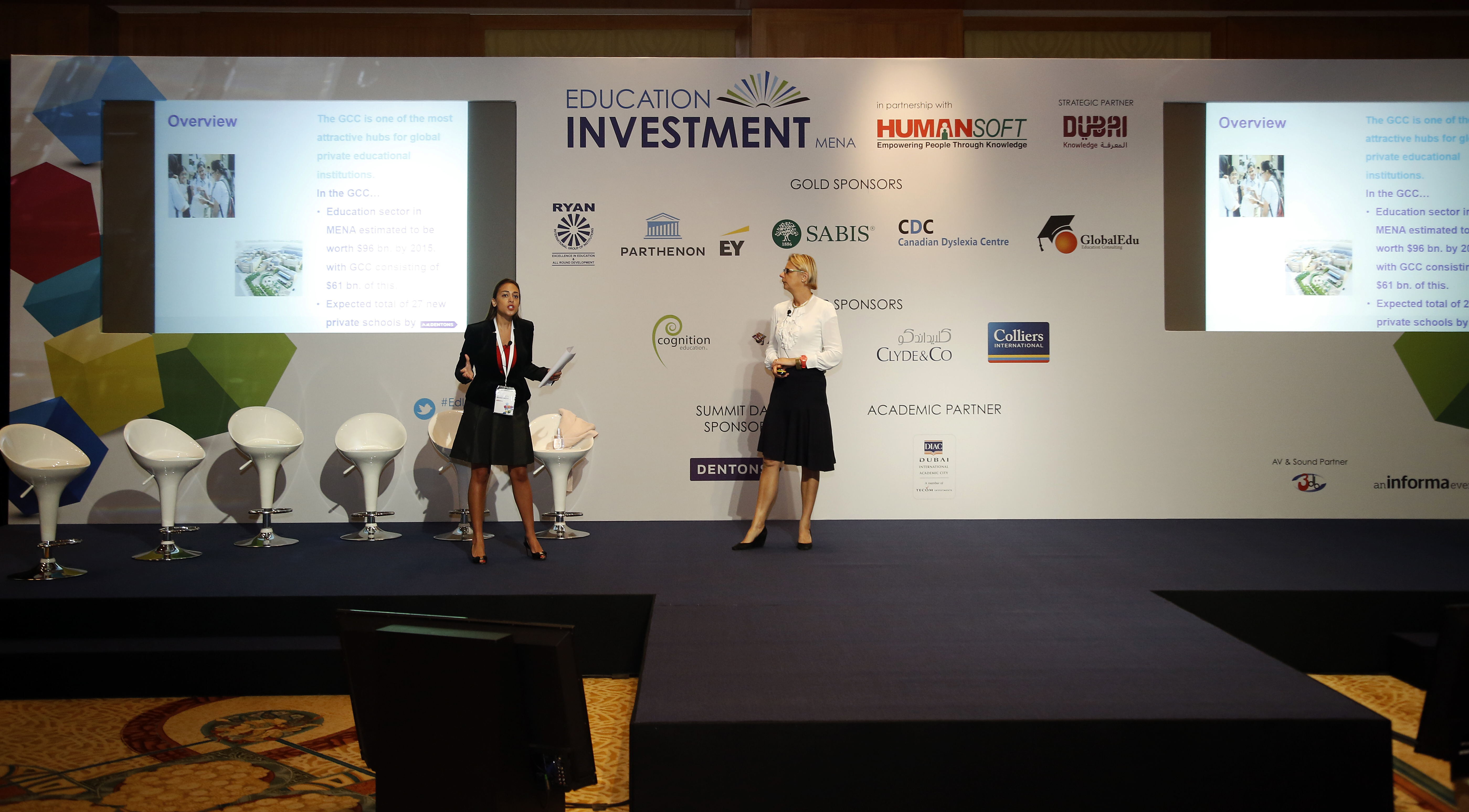 Education Investment MENA conference