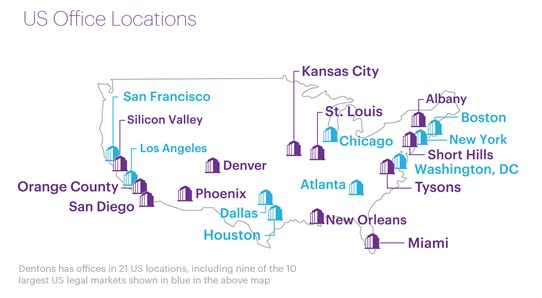 US Office Locations