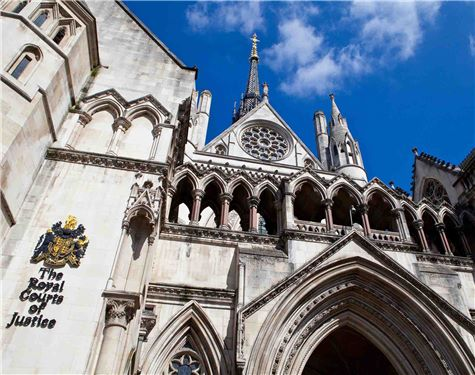 Royal Courts of Justice London