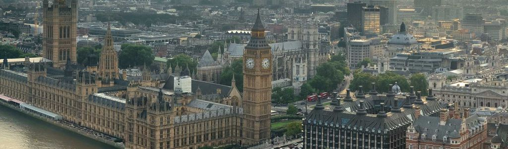 Westminster rooftop
